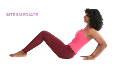 <p>Intermediate Pilates</p>