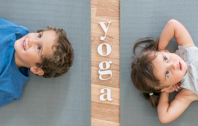 <p>Yoga para Crianças</p><p></p>