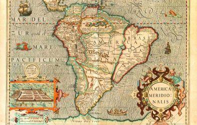 <p>South American </p>