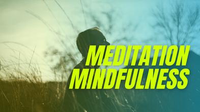 <p>Mindfulness</p>