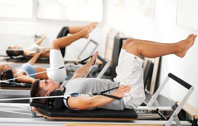 "<p><span style=""color: #e87722ff;"" >Reformer Pilates</span></p>"