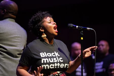 Our Music. Our Terms. Support Black Musicians.
