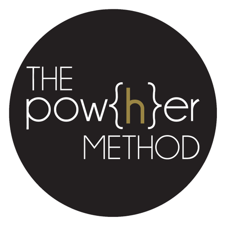 THE pow{h}er METHOD® on demand