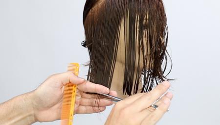 Square One Length Haircut