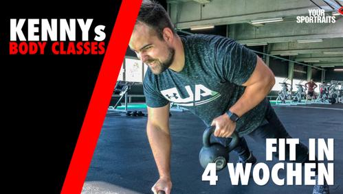Fit in 4 Wochen - Die Challenge