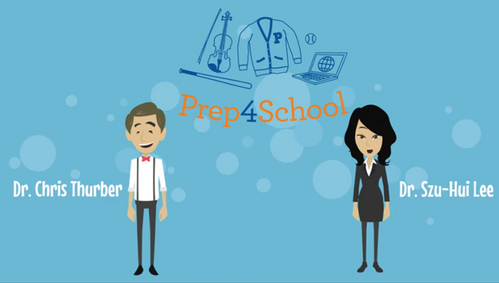 Prep4School Intro + Sample Video