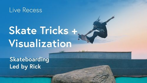 Skateboarding: Skate Tricks + Visualization with Rick