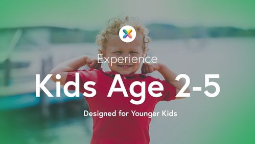 Kids Aged 2-5