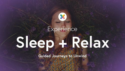 Sleep + Relaxation (NEW)