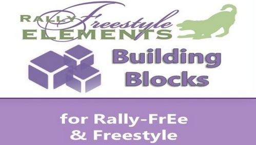 Building Blocks for Rally-FrEe and Freestyle Collection