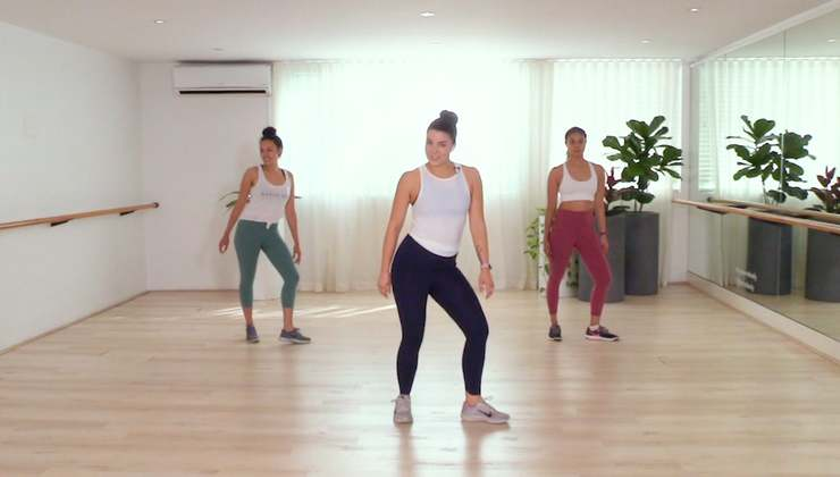 Dance Cardio with Gemma