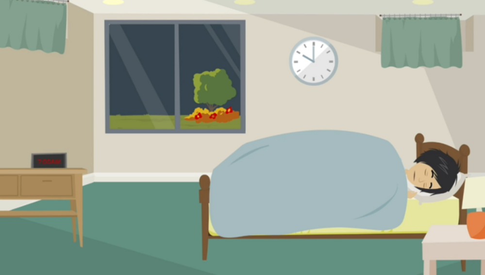 Sleep Hygiene, Part 2 [all English]