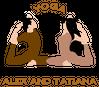 Yoga with Alex and Tatiana