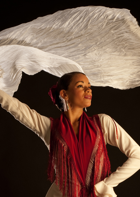 Flamenco dance online lesson saidjah la zambra