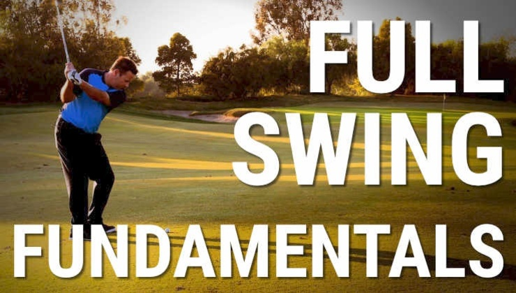 full swing fundamentals
