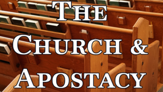 Church-Apostacy