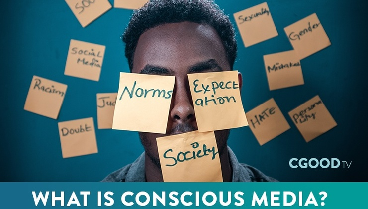 What is Conscious Media