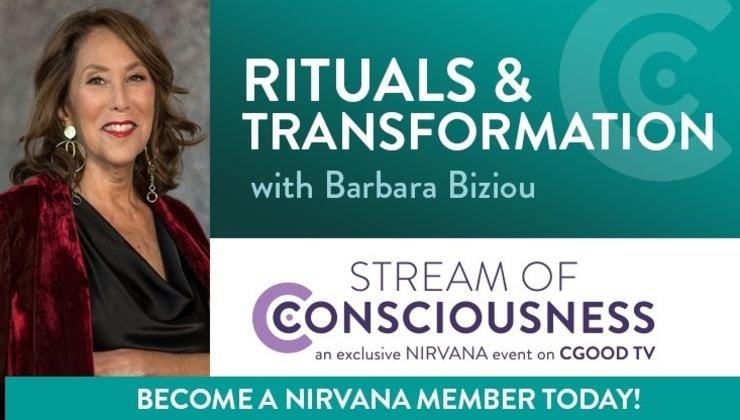 Rituals and Transformations with Barbara Biziou