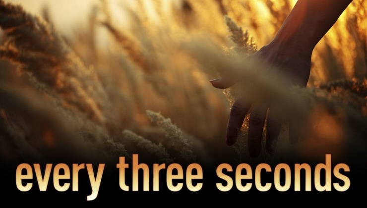 EVERY THREE SECONDS – (exclusively for Nirvana members)