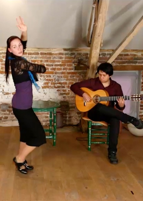 LaSonantaClasses com | Play guitar for dance accompaniment