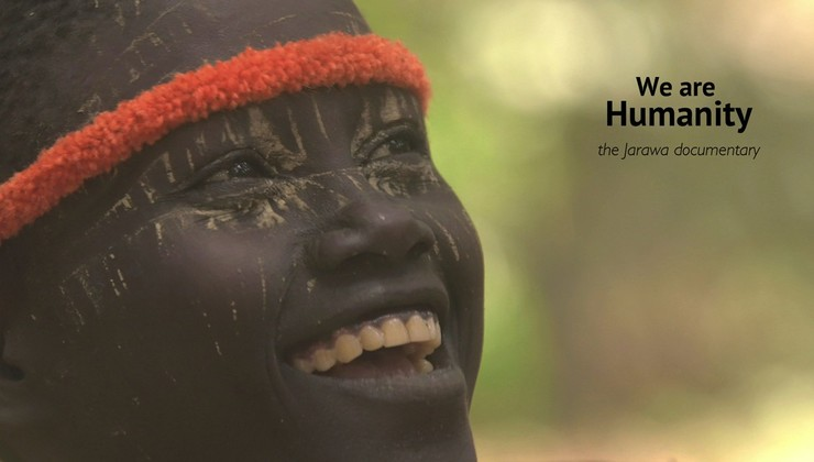 GUEST ONLY - WE ARE HUMANITY, the Jarawa Documentary