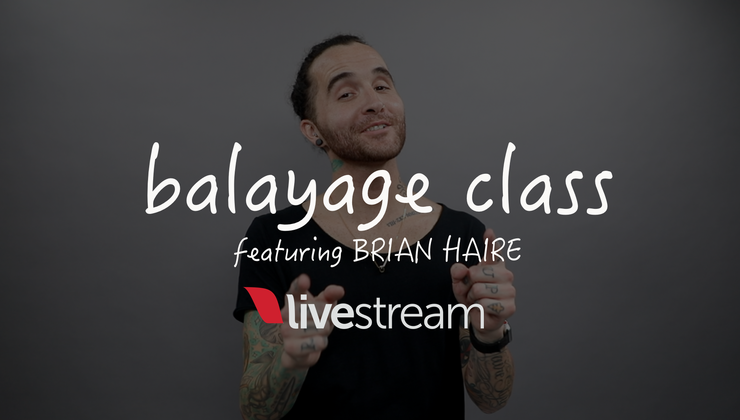 BALAYAGE LIVE