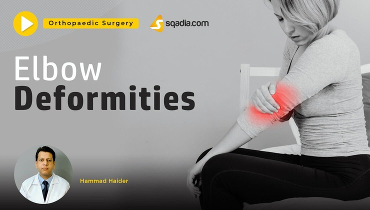 Elbow Deformities
