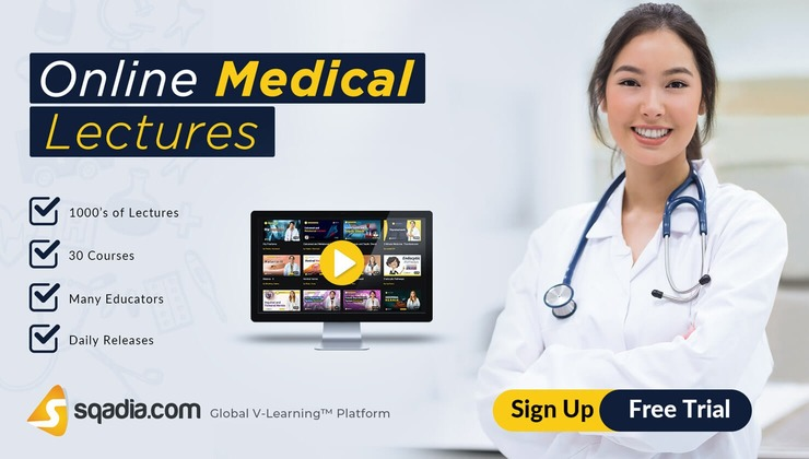 Online Medical Lectures