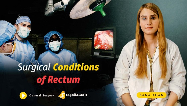 Surgical Conditions of Rectum