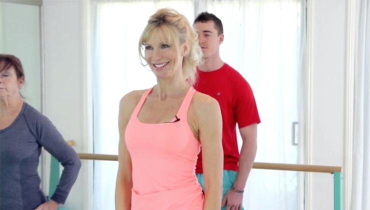 Sandra's One Hour Mindful Workout