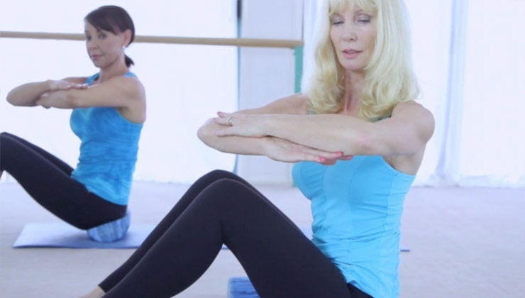 Sandra's One Hour Workout [number 2]