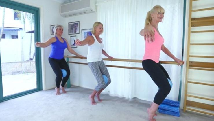 Sandra's Lots of Leg Workout