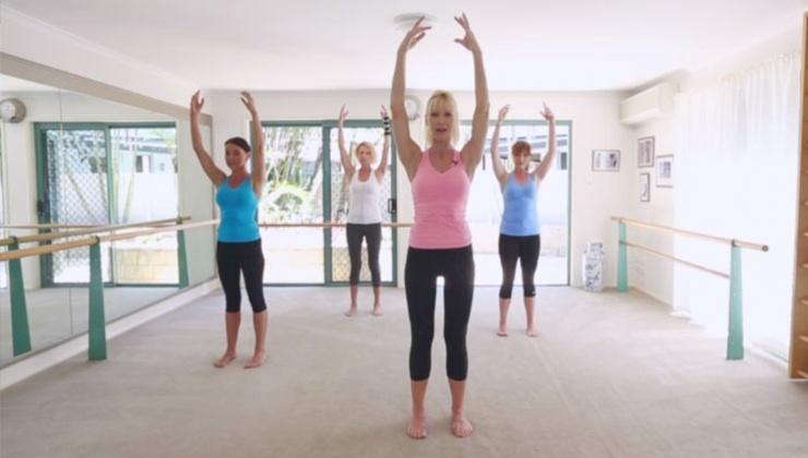 Sandra's 40 Minute Workout