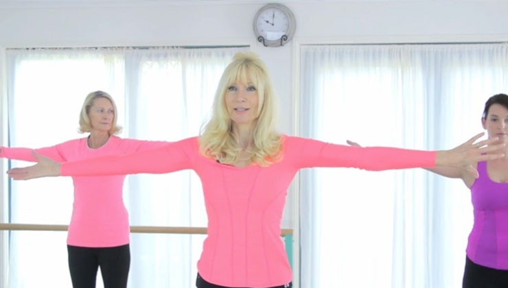 Sandra's 30 Minute Workout
