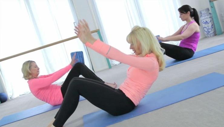 Sandra's 25 Minute Workout