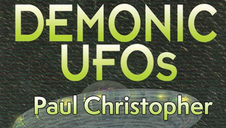 Demonic UFOs
