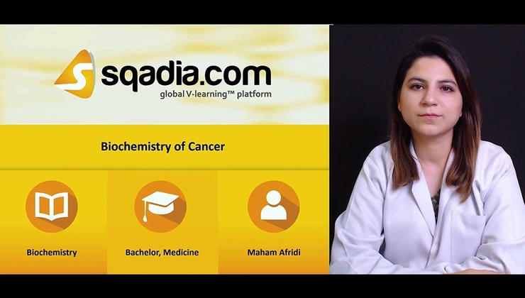 Biochemistry of Cancer
