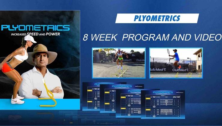 Plyomerics | Tennis On Demand