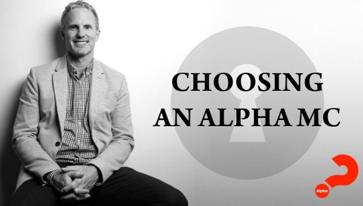 Choosing an Alpha MC