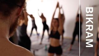 Bikram Yoga (Hot Yoga) Classes Online