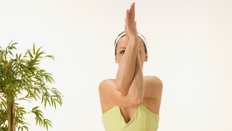 Journey to Eagle Vinyasa | All Levels