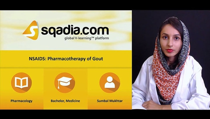 NSAIDS: Pharmacotherapy of Gout