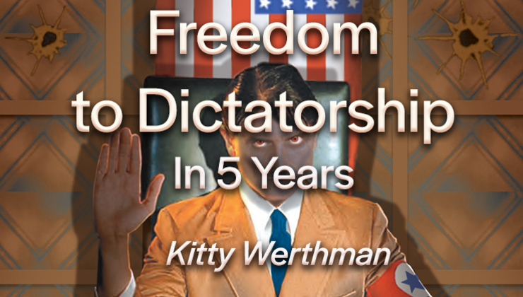 Freedom to Dictatorship in 5 Years