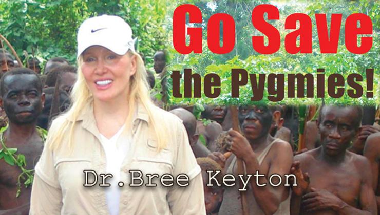Go Save the Pygmies