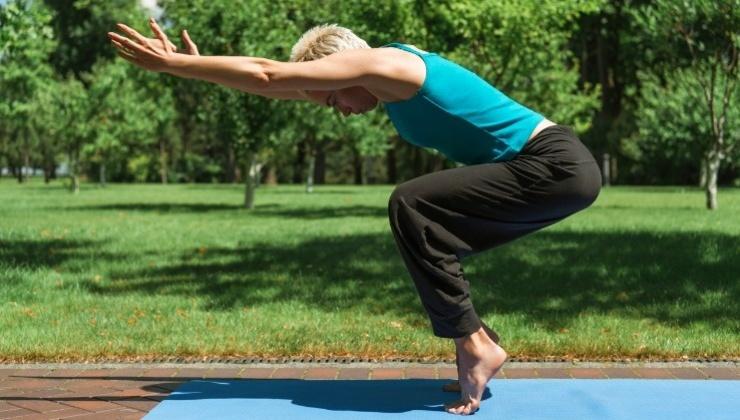 Balance & Strength Vinyasa | Advanced