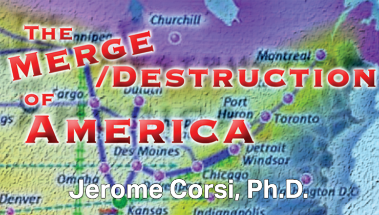 The Merge/Destruction of America