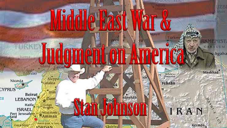 Middle East War and Judgment on America