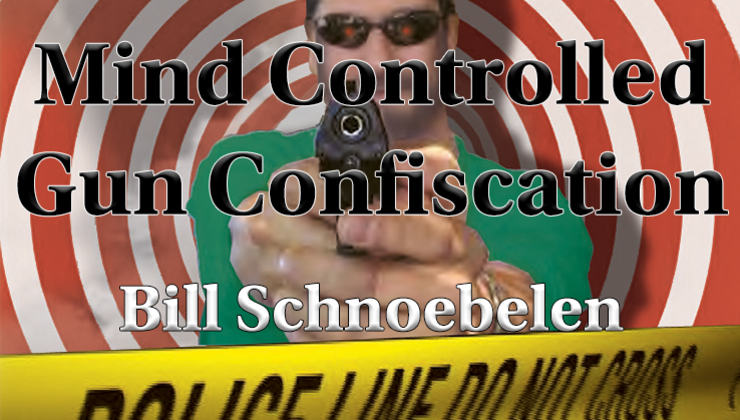 Mind Controlled Gun Confiscation