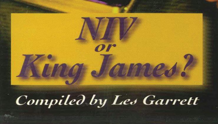 NIV or King James?
