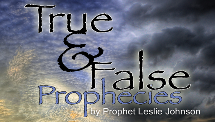 True and False Prophecies
